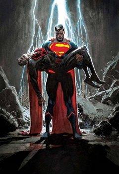 Livres Couvertures de Superman rebirth, Tome 3 :
