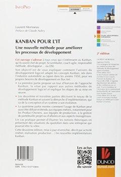 Livres Couvertures de Kanban pour l'IT - 2e éd. - Une nouvelle méthode pour améliorer les processus de développement