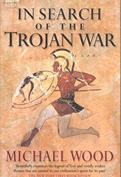 Buchdeckel von In Search Of The Trojan War