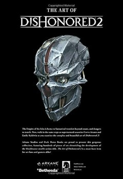 Livres Couvertures de The Art of Dishonored 2