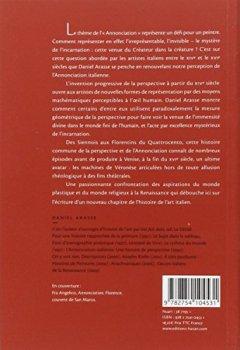 Livres Couvertures de L'Annonciation italienne. Nouvelle édition: Une histoire de perspective