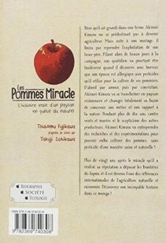 Livres Couvertures de Les pommes miracle - L'histoire vraie d'un paysan en quête du naturel