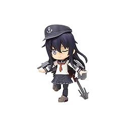 キューポッシュ 艦隊これくしょん -艦これ- 暁 ノンスケール PVC製 塗装済み可動フィギュア