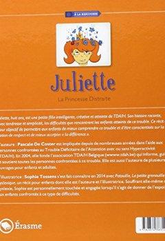 Livres Couvertures de Juliette la Princesse Distraite