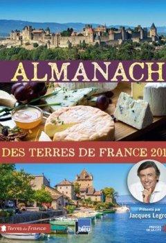 Livres Couvertures de Almanach des Terres de France 2018