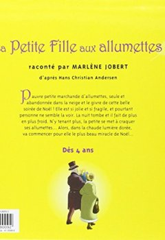 Livres Couvertures de La petite fille aux allumettes (1CD audio)