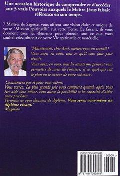 Les 5 pouvoirs: L'enseignement des Maîtres de Magalion