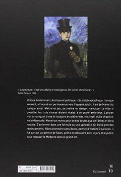 Livres Couvertures de Manet inventeur du Moderne