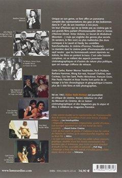 Livres Couvertures de L'Homosexualité au cinéma