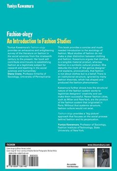 Livres Couvertures de Fashion-ology: An Introduction to Fashion Studies