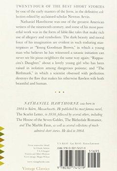 Livres Couvertures de Hawthorne's Short Stories