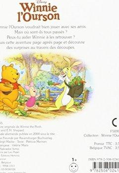 Livres Couvertures de Winnie l'Ourson - Où sont donc mes amis ?