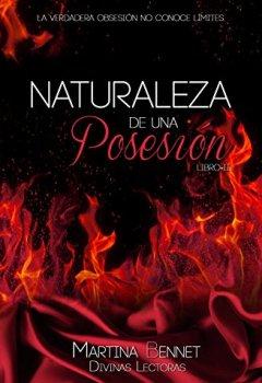 Portada del libro deNaturaleza de una Posesión: Libro 2 (Naturaleza de una Obsesión)