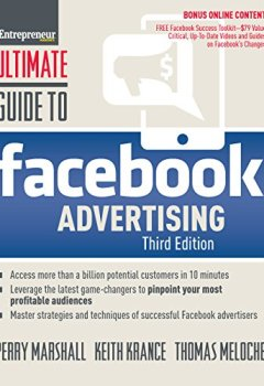 Livres Couvertures de Ultimate Guide to Facebook Advertising: How to Access 1 Billion Potential Customers in 10 Minutes