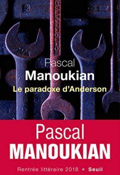 Livres Couvertures de Le paradoxe d'Anderson