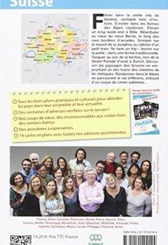 Livres Couvertures de Guide du Routard Suisse 2016/17