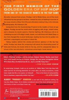 Livres Couvertures de My Infamous Life: The Autobiography of Mobb Deep's Prodigy