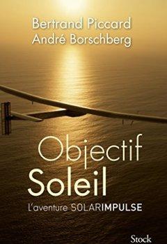 Livres Couvertures de Objectif Soleil: Deux hommes et un avion