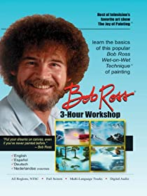 Bob Ross: 3 Hour Workshop