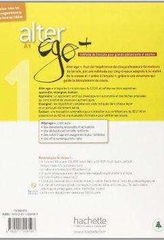 Livres Couvertures de ALTER EGO+  (Niveau A1)