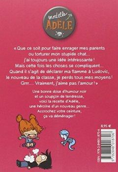 Livres Couvertures de Mortelle Adèle, tome 4 : J'aime pas l'amour
