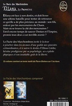 Livres Couvertures de Ellana, la prophétie (Le Pacte des Marchombres, Tome 3)