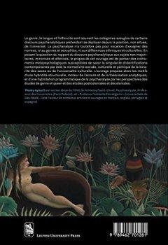 Livres Couvertures de Psychanalyse Et Hybridite: Genre, Colonialite, Subjectivations