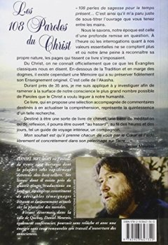 Livres Couvertures de Les 108 Paroles du Christ - 108 perles de sagesse...