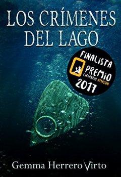 Portada del libro deLos crímenes del lago: Finalista del Premio Literario de Amazon 2017