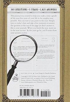 Livres Couvertures de Q&A a Day: 5-Year Journal