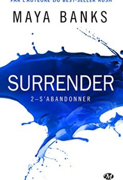 Livres Couvertures de Surrender, T2 : S'abandonner
