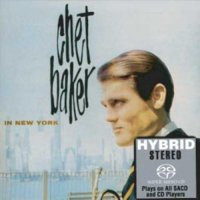 Chet Baker - Chet Baker In New York (1958) [Concord Records, Reissue 2004] {PS3 ISO + FLAC}