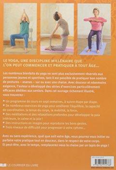 Livres Couvertures de Yoga pour les séniors