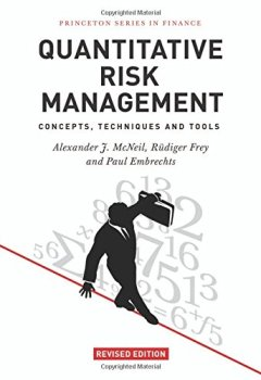 Livres Couvertures de Quantitative Risk Management – Concepts, Techniques and Tools (Revised Edition)