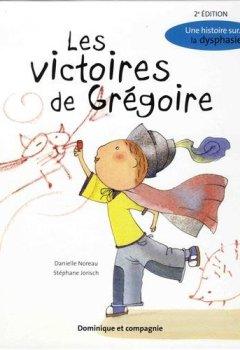 Livres Couvertures de Les Victoires de Gregoire