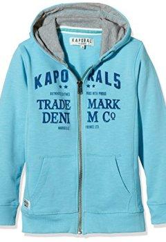 e1d4a05d2057a Home  Kaporal Deli - Sweat-shirt à capuche - Imprimé - Manches longues -  Garçon. Livre Gratuit   PDF Livres et Ebooks gratuits