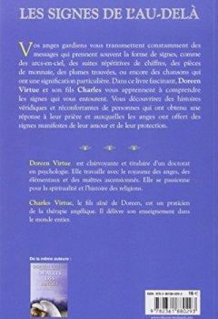 Livres Couvertures de Les Signes de l'Au-delà : Des messages de vos anges pour guider vos choix de vie