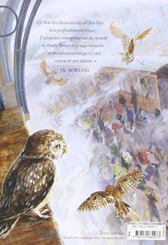 Livres Couvertures de Harry Potter à l'école des sorciers - Beau-livre collector