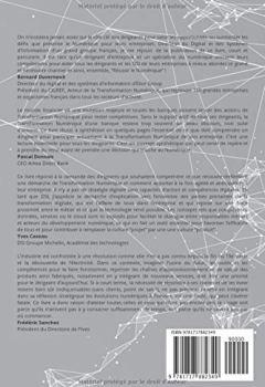 Livres Couvertures de Dirigeants, Acteurs de la Transformation Numérique