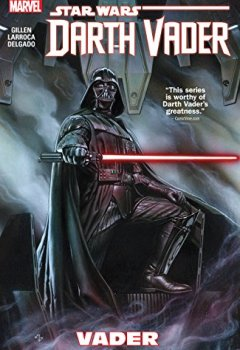 Livres Couvertures de Star Wars: Darth Vader Vol. 1: Vader