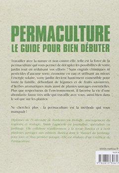Livres Couvertures de Permaculture : le guide pour bien débuter : Jardiner en imitant la nature
