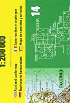 Livres Couvertures de Sicile : 1/200 000