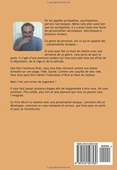 Livres Couvertures de Revivre Après Une Relation Toxique: Sociopathe, Narcissique, Manipulateur...