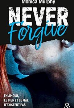 Livres Couvertures de Never Forgive T2 : Après Never Forget, la dark romance continue dans l'interdit (&H)