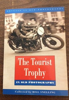 Livres Couvertures de Tourist Trophy in Old Photographs