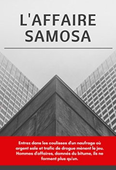 Livres Couvertures de L'AFFAIRE SAMOSA (Voler un voleur n'est pas sans conséquences…)