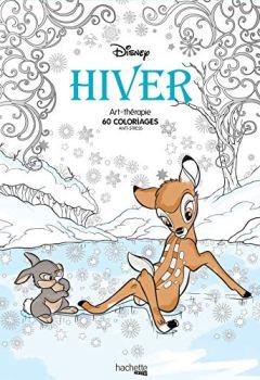 Livres Couvertures de Bloc colo Disney Hiver