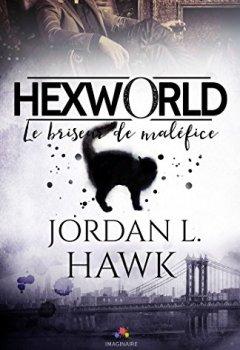 Livres Couvertures de Le briseur de maléfice: Hexworld, T1