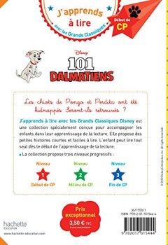 Livres Couvertures de Les 101 Dalmatiens CP Niveau 1