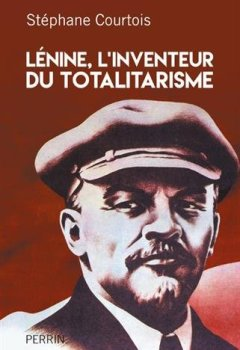 Livres Couvertures de Lenine, L'invention du totalitarisme